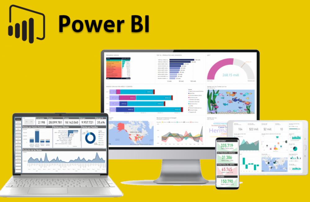 Power BI - Informes Color