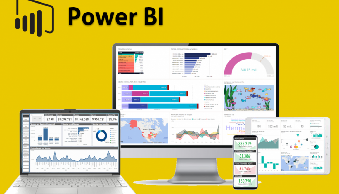 Power BI - Informes Color